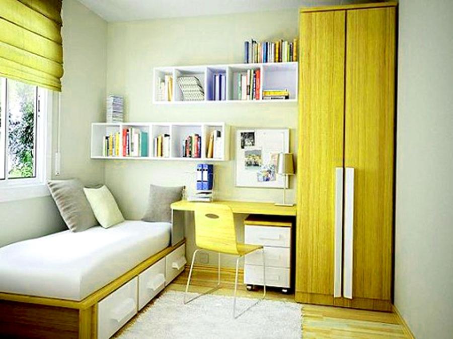 konsep kamar minimalis